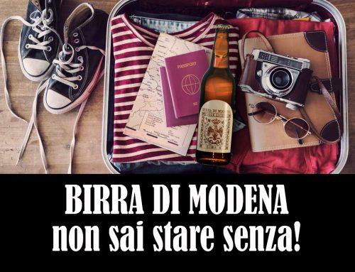 Vinci il Bicchiere Personalizzato Birra di Modena